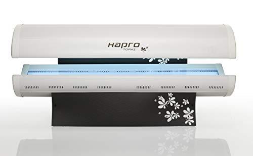 Hapro Topaz 241 Combi Solarium Privatbraeuner mit GB Sonnenbank - Hapro Topaz 24/1 Combi Solarium Privatbräuner mit GB Sonnenbank
