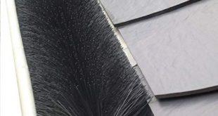 20 Meter Dachrinnenbuerste O 15 cm unkompliziert haelt von 310x165 - 20 Meter Dachrinnenbürste; Ø 15 cm - unkompliziert: hält von selbst; aus deutscher (eigener) Produktion! | besonders dichter Besatz