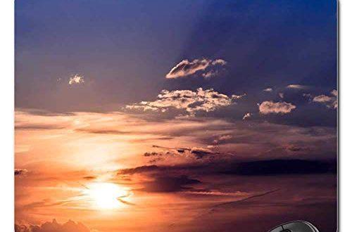 Mauspad Sonnenuntergang Sonnenhimmel Untergehende Sonnenwolken Abendhimmel 500x330 - Mauspad - Sonnenuntergang Sonnenhimmel Untergehende Sonnenwolken Abendhimmel
